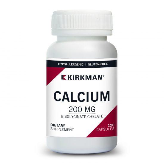 Wapń - Diglicynian wapnia hipoalergiczny - Suplementy diety Kirkman