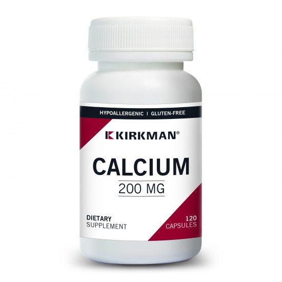 Wapń z witaminą D- Suplementy diety Kirkman