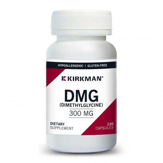 DMG Maximum Strength 300 mg - Suplementy diety Kirkman