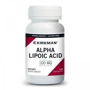 Kwas alfa-liponowy - Suplementy diety Kirkman