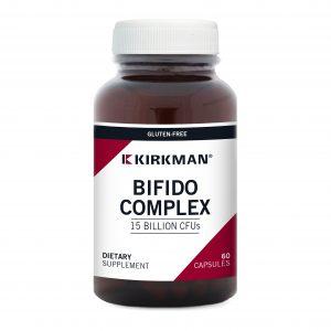 Hipoalergiczny probiotyk Bifido Complex - Suplementy diety Kirkman