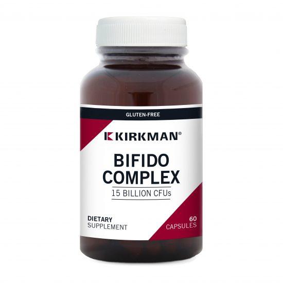 KIRKMAN Bifido Complex - Hipoalergiczny probiotyk Bifido Complex - Suplementy diety Kirkman