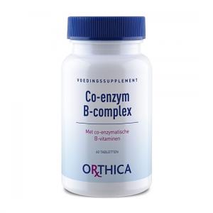 Koenzymatyczna witamina B kompleks - Suplementy diety Orthica