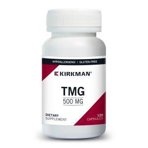 TMG trimetyloglicyna betaina - Suplementy diety Kirkman