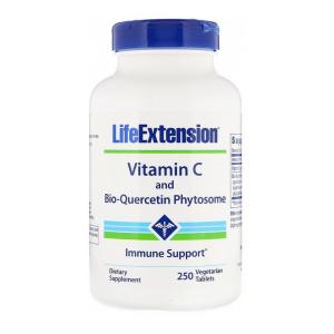witamina C z bio-kwercetyną fitosomową - Suplementy diety LifeExtension