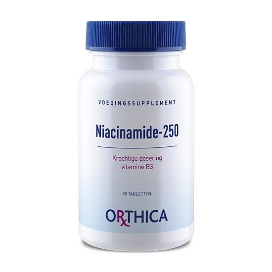 ORTHICA Niacinamid – 250 90 tabl