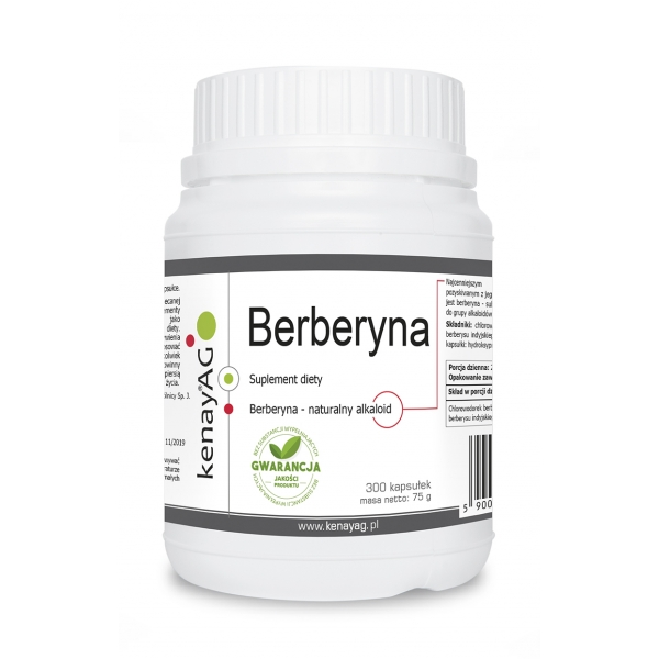 KenayAG Berberyna 300 kaps