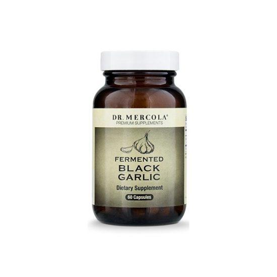 Selen - Sproszkowany czosnek - Suplementy diety Dr Mercola