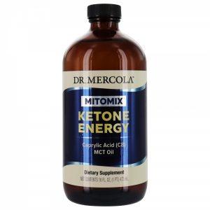 Olej MCT - kwas kaprylowy - Suplementy diety Dr Mercola