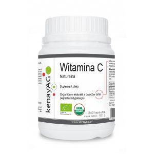 Organiczna witamina C - Suplementy diety kenayAG