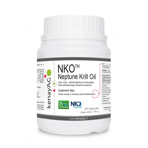 KenayAG Olej z kryla NKO™ 300 kaps
