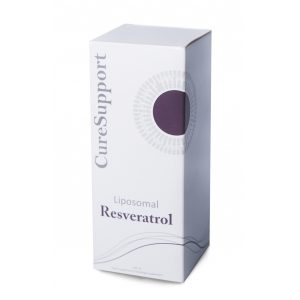 CureSupport Resweratrol Liposomalny 250 ml - Suplementy diety CureSupport