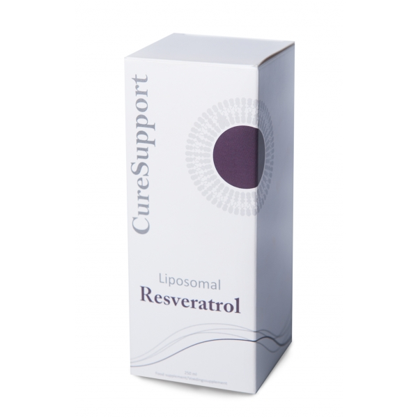 CureSupport Resweratrol Liposomalny 250 ml