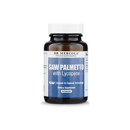Ekstrakt z owoców palmy sabałowej oraz likopen - Suplementy diety Dr Mercola