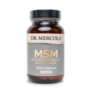 OptiMSM® (metylosulfonylometan), L-metionina, kwas R-alfa-liponowy, siarka - Suplementy diety Dr Mercola
