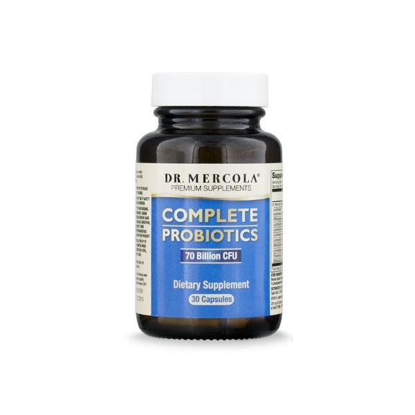 DR. MERCOLA Complete Probiotics 30 kaps