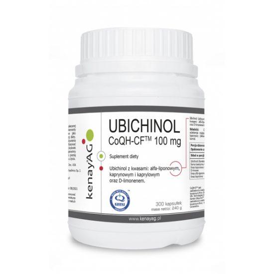 Ubichinol coqh cf - Suplementy diety kenayAG