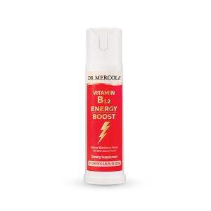 Witamina B12 – metylokobalamina - Energy Booster- Suplementy diety Dr Mercola