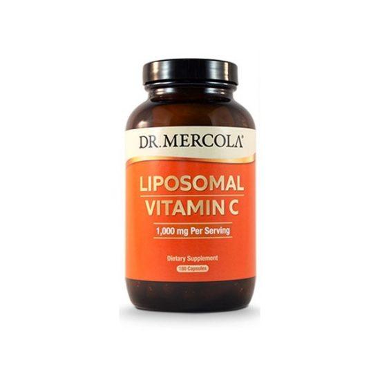 Witamina C w postaci kwasu L-askorbinowego - Suplementy diety Dr Mercola
