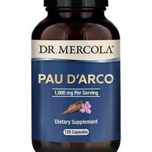 Sproszkowana korę drzewa Pau d'Arco - Suplementy diety Dr Mercola